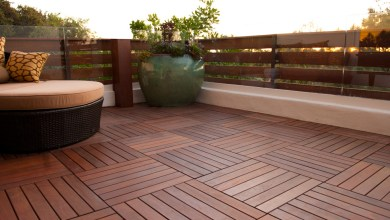 Photo of Use latest designs of Patio deck flooring for your style and comfort