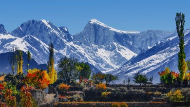 Photo of Hunza valley; a must see place