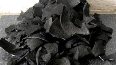 Photo of Making of Charcoal from Coconut Shell by Beston Carbonization Machine