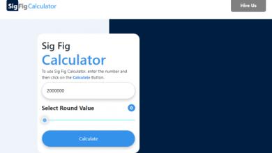 Photo of Sig_Figures Calculators | Best Significant Figures Calculator Online Tool