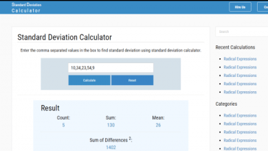 Photo of Best Standard deviation Calculator For Statistics