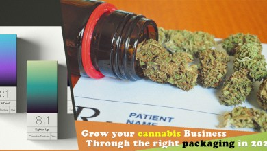 Photo of Grow your cannabis business through the right packaging in 2021