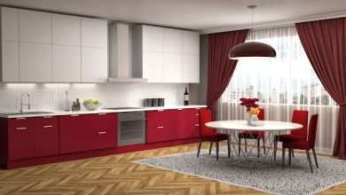 Photo of All You Need to Know About Red Kitchen Cabinets