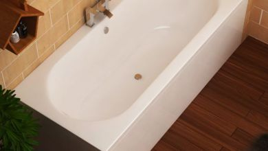 Photo of Curved Bath – A New and Relishing Trend in the UK