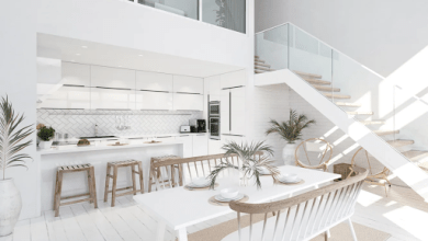 Photo of 5 Ways to Maintain Your Pristine White Kitchen Cabinets