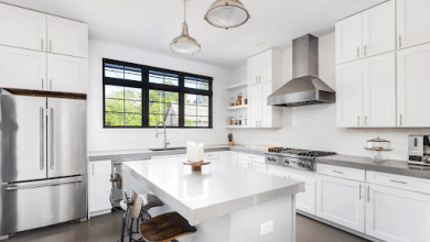 Photo of White Shaker Kitchen Cabinets – How to Update Your Space
