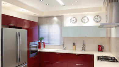 Photo of Would You Have Red Kitchen Cabinets