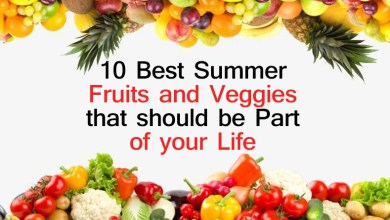 Photo of 10 Best Summer Fruits and Vegetables that should be Part of your life!