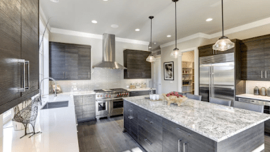 Photo of All You Need to Know About Grey Kitchen Cabinets