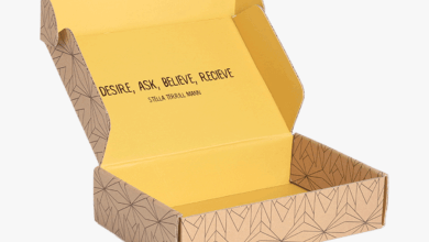 Photo of Reasons for Using Die Cut Packaging Boxes