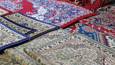 Photo of Using a Blue Prayer Rug in Your Home