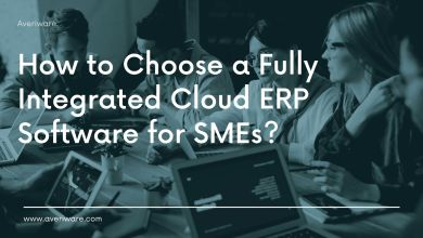Photo of Choose a Fully Integrated Cloud ERP Software Solutions for SME