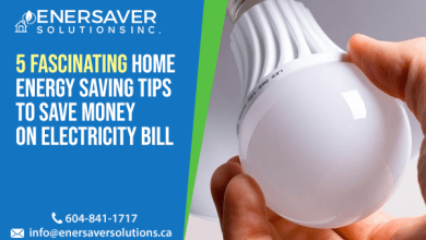 Photo of 5 Fascinating Home Energy Saving Tips to Save Money on Electricity Bill