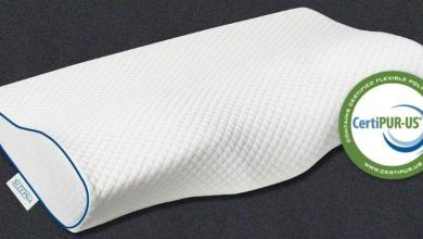 Photo of Using a Neck Cervical Pillow to Reduce Neck Pain