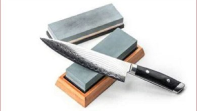 Photo of What grit whetstone for knife sharpening