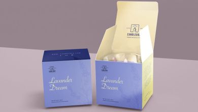 Photo of Best Candle box packaging made to order.
