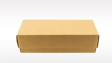 Photo of Telescoping boxes used to increase the value of the product in the market