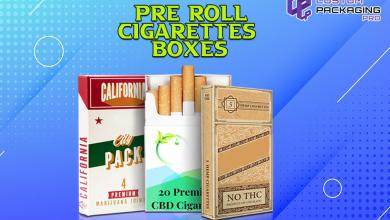 Photo of Impressing the Smokers with Pre Roll Cigarette Boxes