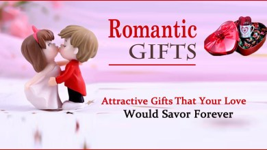 Photo of Attractive Gifts that Your Love Would Savor Forever