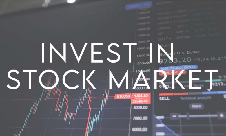 Invest in stock market