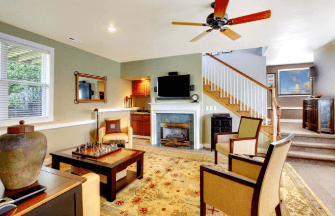 Difference Between Living Room And Hall