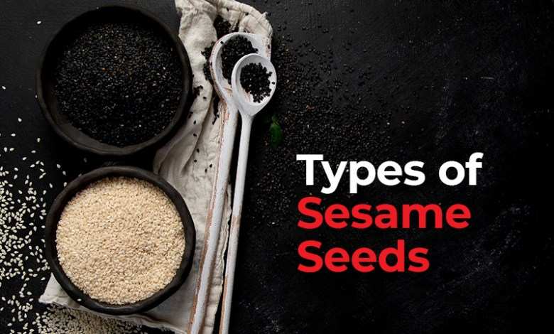 Sesame Seed & Its Types