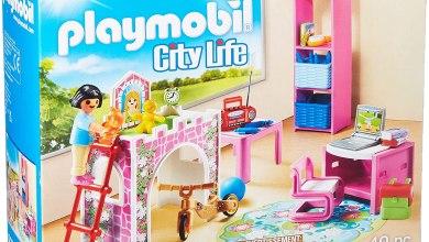 Playmobil makes very popular kids toys