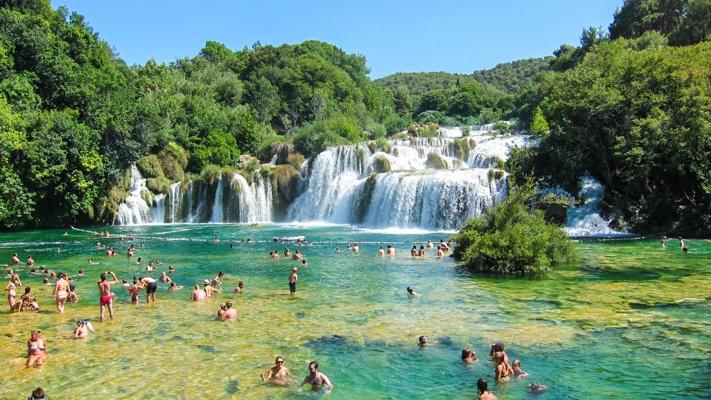 Croatia The Blonde Abroad