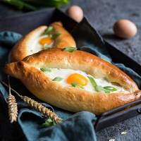 Georgian Cheese Bread