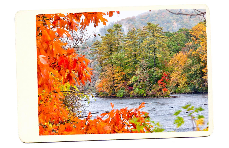 Litchfield Connecticut Fall Autumn