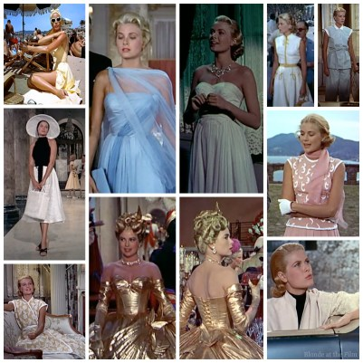 Grace Kelly's costumes