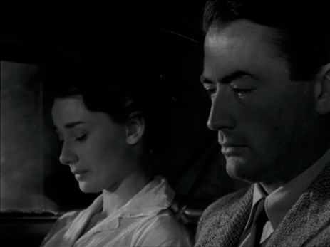 Roman Holiday Audrey Hepburn G Peck goodbye