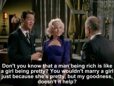 Gentlemen Prefer Blondes