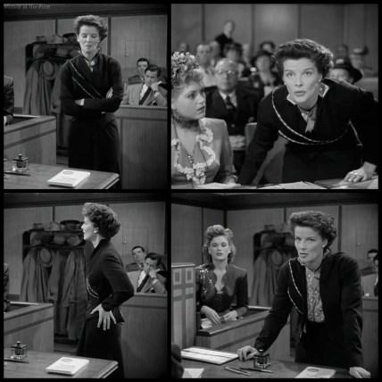 Adams Rib Hepburn court costume