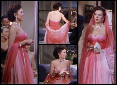 Lovely Miller pink costume