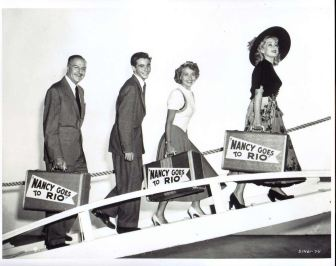 An ad for Nancy Goes to Rio via: http://themotionpictures.net/2014/06/06/nancy-goes-to-rio-1950/