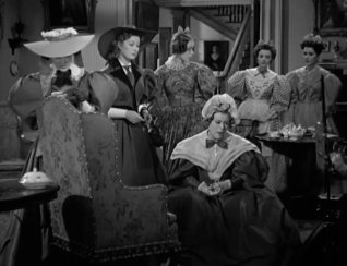 Pride and Prejudice: Greer Garson and Mary Boland