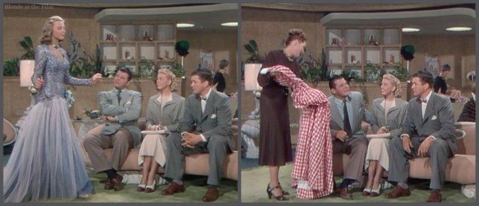 It's A Great Feeling: Doris Day, Jack Carson, and Dennis Morgan