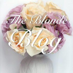 The Blonde Blog theblondeblog