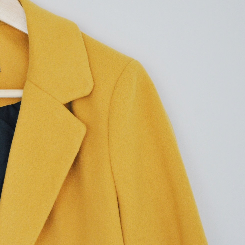 The Yellow Coat of Dreams 9
