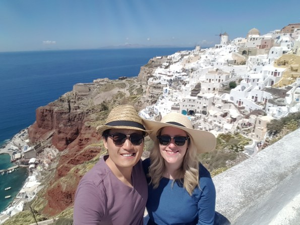 Blonde Wanderlust And My Top Five Tips For Stunning Santorini!
