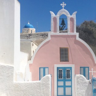 Blonde Wanderlust And My Top Five Tips For Stunning Santorini! 32