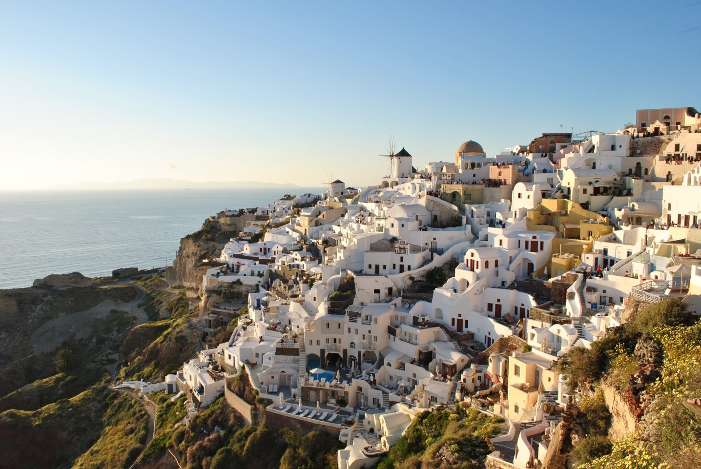 Blonde Wanderlust And My Top Five Tips For Stunning Santorini! 22
