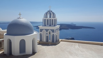 Blonde Wanderlust And My Top Five Tips For Stunning Santorini! 19