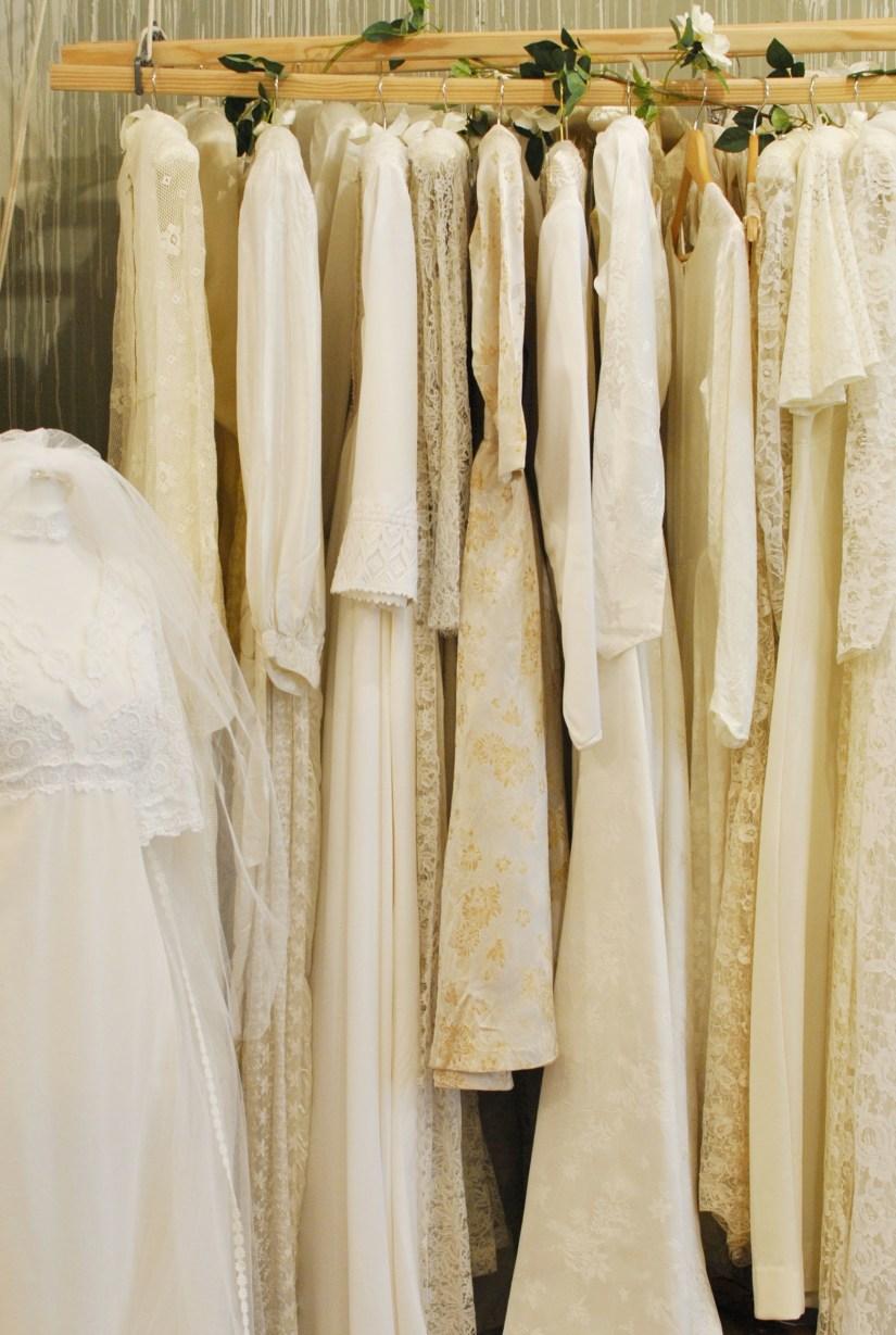 Alternative Wedding Style With Heartfelt Vintage 1