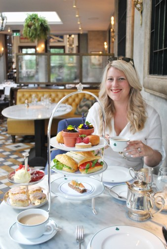 Summer Afternoon Tea At The Ivy Clifton Brasserie 1