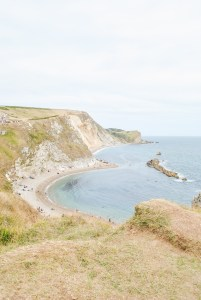 Blonde Wanderlust • A Weekend On The Jurassic Coast, Dorset 1