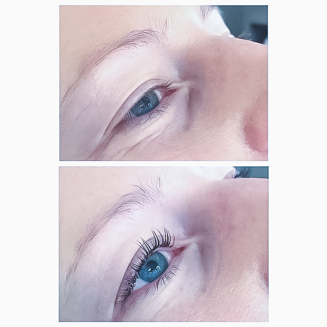LVL Eyelash Lift At Saks Bristol 1