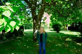 Garden at Queen's House.