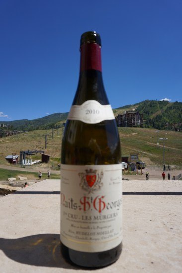 The French Burgundy, Pinot Noir $104.95